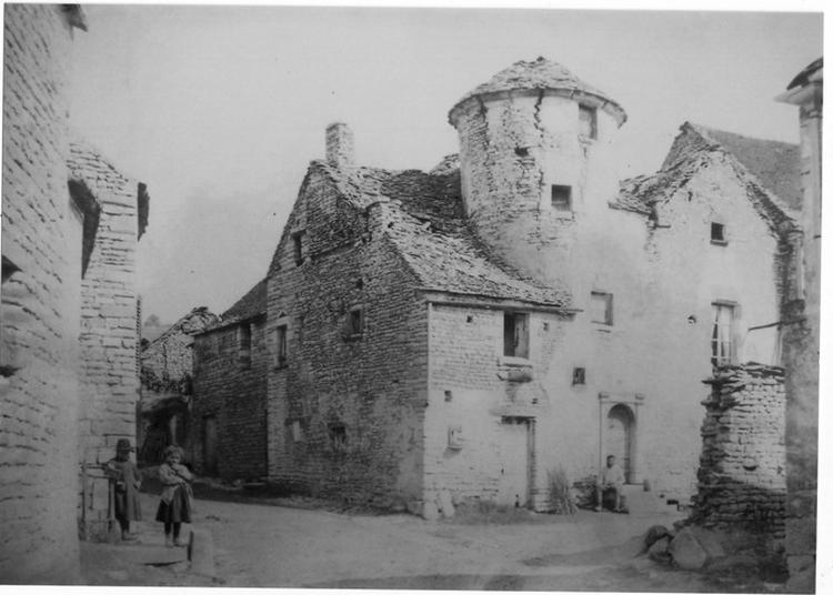 Parcours Découverte Historique De Stigny