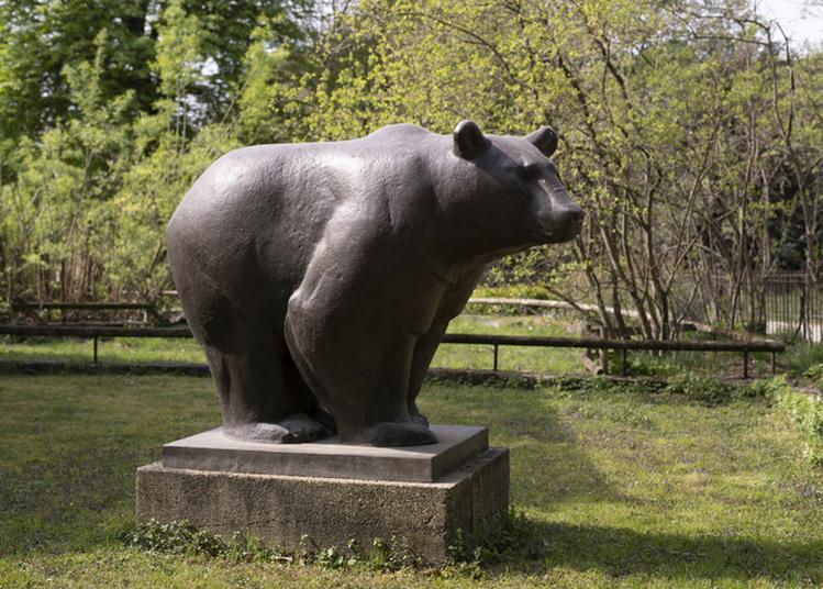Parcours Découverte « Le Bestiaire Sculpté Du Jardin Des Plantes » à Paris 5ème