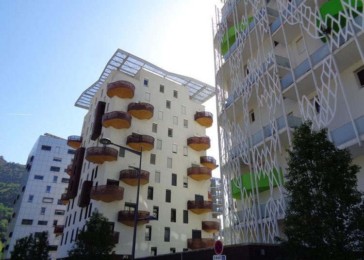 Parcours Découverte Les Quartiers Jean Macé Et Presqu'île, D'hier à Demain. à Grenoble