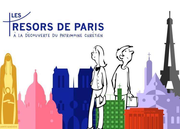 Parcours Découverte Ludique Sur Les Pas De Saint-martin à Paris à Paris 10ème