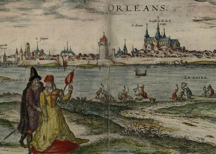 Parcours-découverte : Trésors De La Renaissance Conservés Par La Médiathèque à Orléans