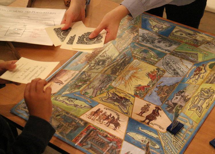 Parcours-jeu Cartes Sur Table à Paris 7ème