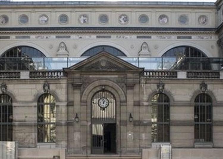 Parcours Libre De La Bnf / Site Richelieu à Paris 2ème