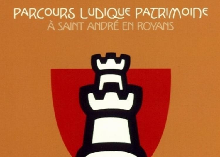 Parcours Ludique Familial Dans Le Village De St-andré-en-royans à Saint Andre en Royans