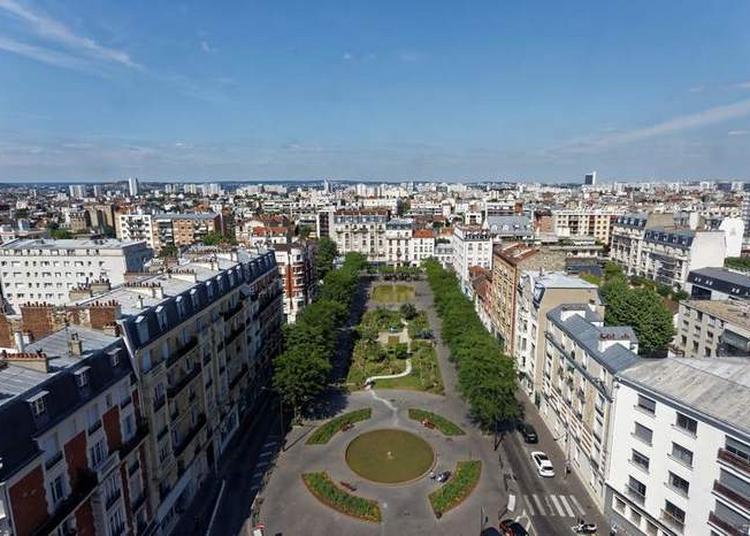 Parcours Pédestres Dans Le Centre-ville De Bois-colombes à Bois Colombes