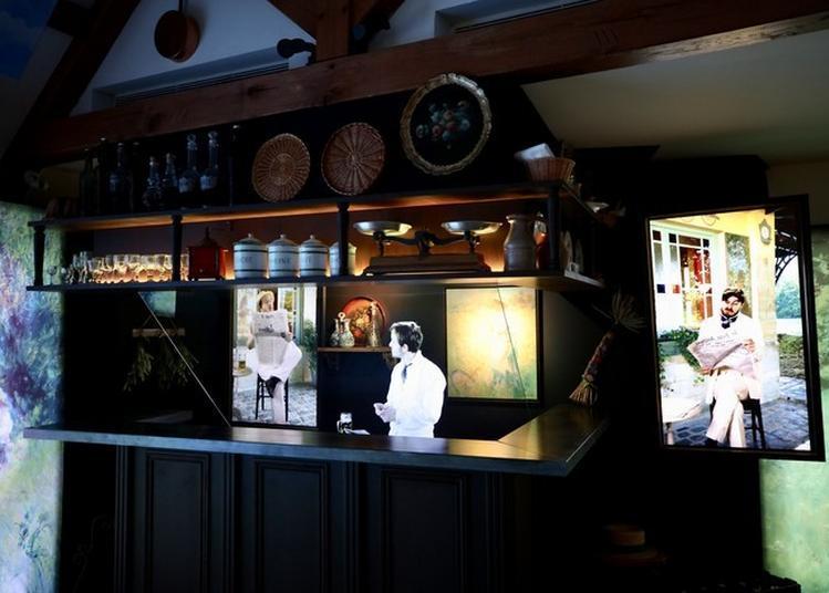 Parcours-spectacle Renoir Impressionniste, L'expérience Immersive à Chatou