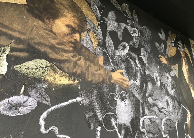 Parcours Street Art à Nanterre