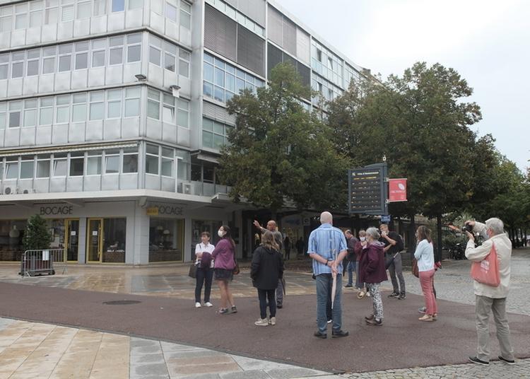 Parcours Urbain Architecture Et Photographies, Annemasse