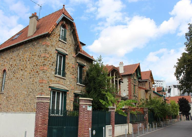 Parcous En Vélo Patrimoine Des Cités-jardins à Epinay sur Seine