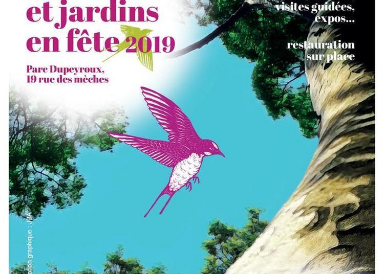 Parcs Et Jardins En Fête Auprès De Mon Arbre : Un Oiseau Sur La Branche à Creteil
