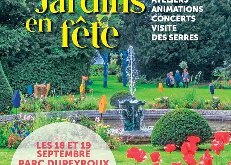 Parcs Et Jardins En Fête L'art S'invite Au Jardin à Creteil