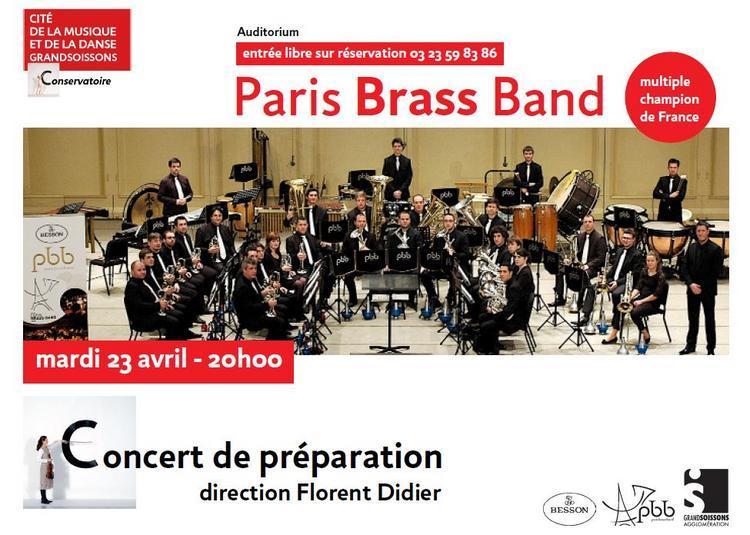 Paris Brass Band à Soissons