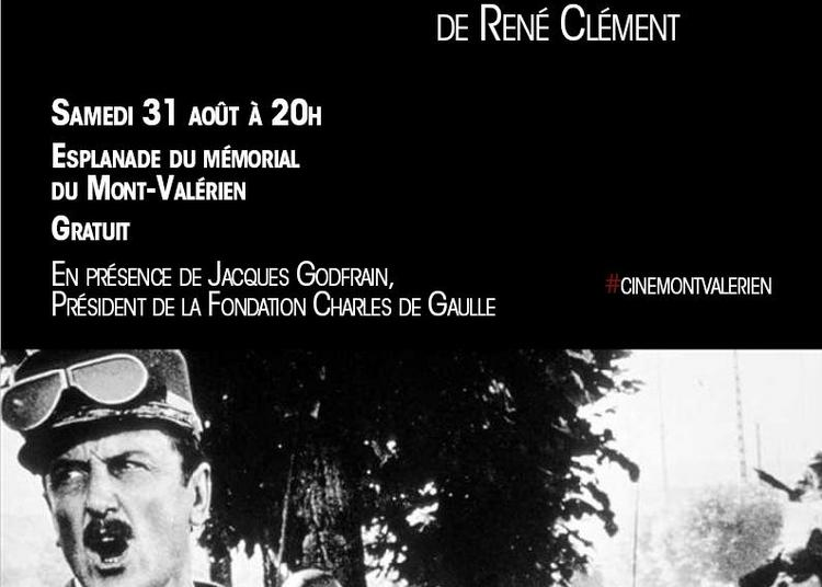 Paris Brûle-t-il ?   Cinéma En Plein Air à Suresnes
