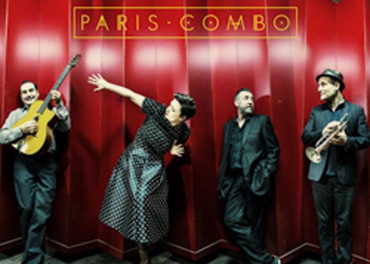 Paris Combo à Castres