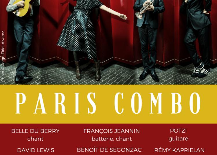 Paris Combo Au Jazz Café Montparnasse à Paris 14ème