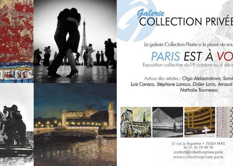 Paris est à vous à Paris la Défense