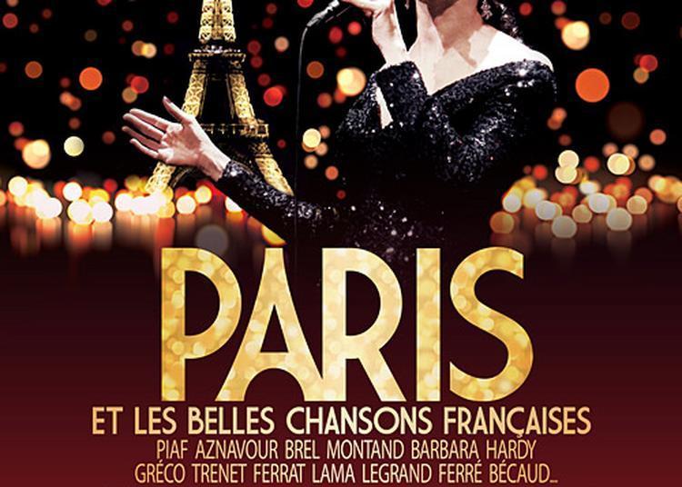 Paris et les belles chansons françaises à Auxerre