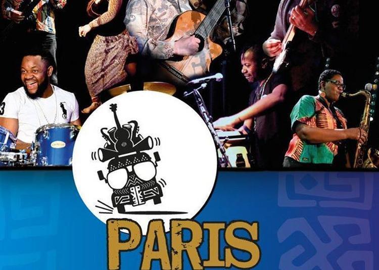 Paris Kinshasa Express à Paris 19ème