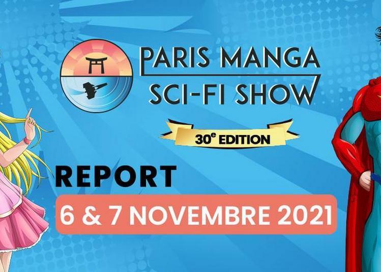 Paris Manga Sci-Fi Show 2021