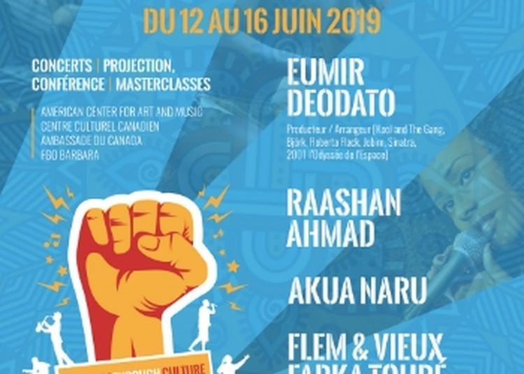 Paris New York Heritage Festival 2019