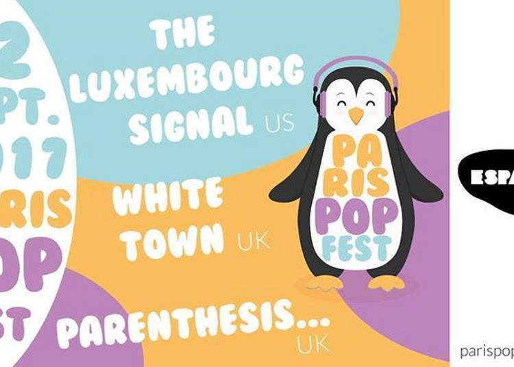 Paris Popfest à l'Espace B (Day 1) à Paris 19ème