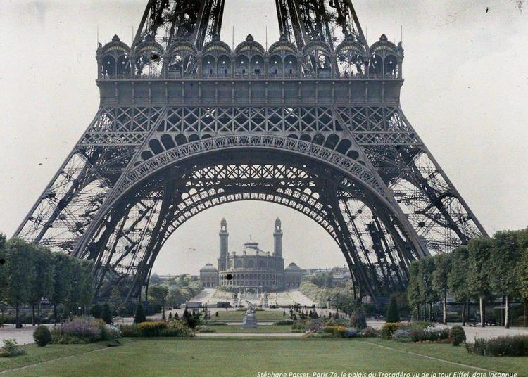 Paris 1910-1937 - Promenades dans les collections Albert-Kahn à Paris 16ème
