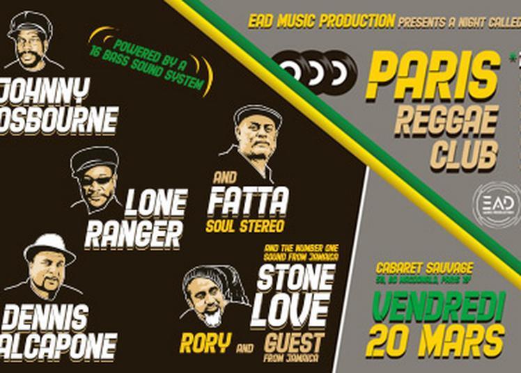 Paris Reggae Club à Paris 19ème