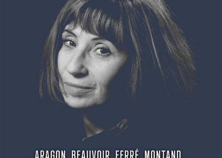 Paris Retrouvée Avec Ariane Ascaride à Paris 10ème
