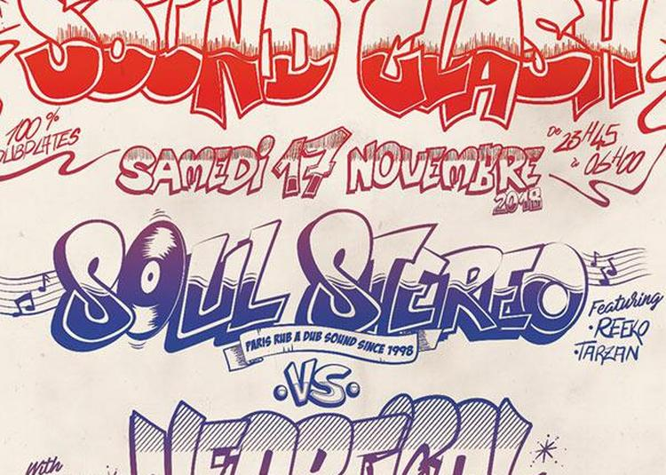 Paris Sound Clash à Paris 19ème