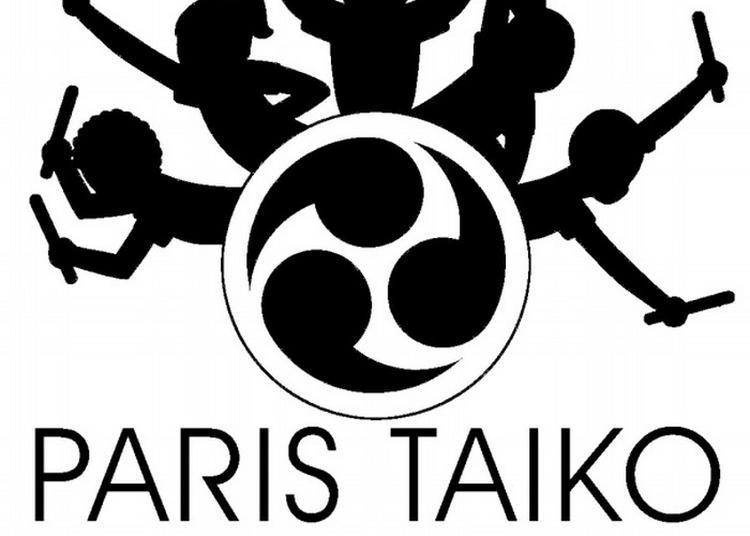 Paris Taiko Ensemble Ou L'art Du Tambour Japonais à Paris 1er