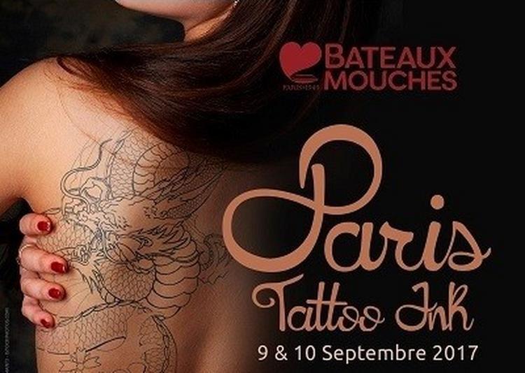 Paris Tattoo Ink 2017