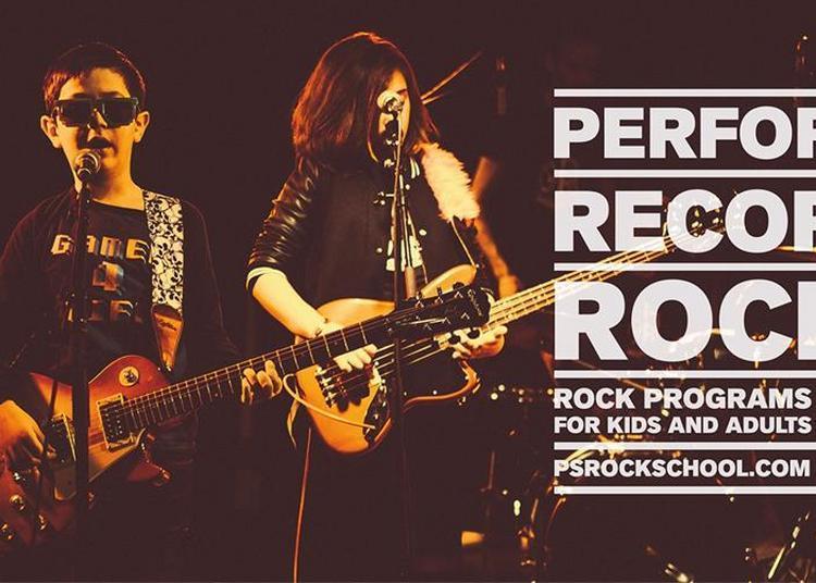 Park Slope Rock School - Winter Festival à Paris 20ème