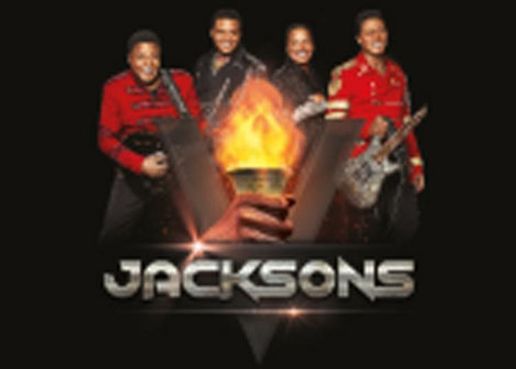Parking The Jacksons à Aix en Provence