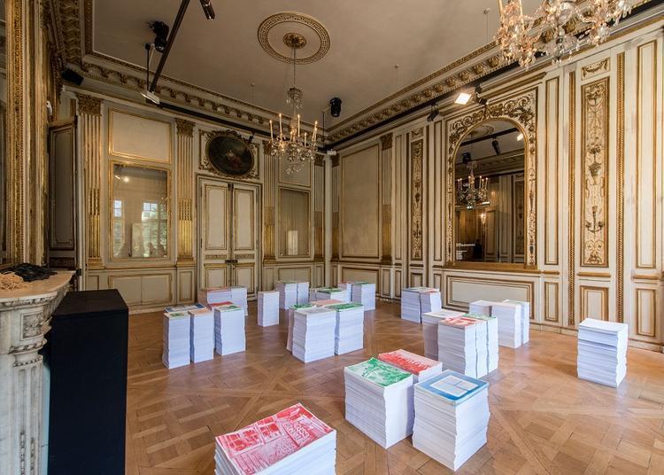 Parsons Paris 2019 Graduation Exhibition à Paris 16ème