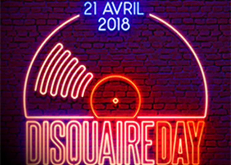 Disquaire Day - Showcase - Armure au Laboratoire à Toulouse
