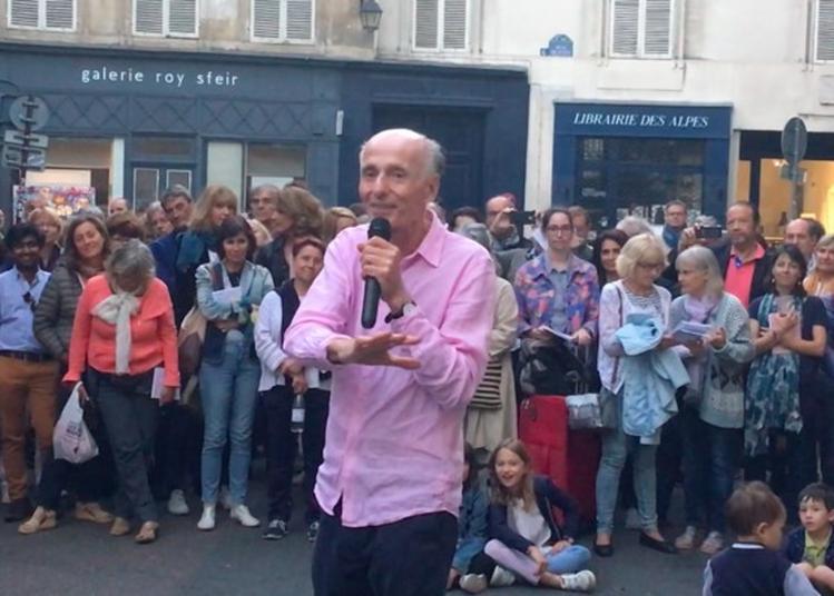 Chanson Française Avec Joël Dalle à Paris 6ème