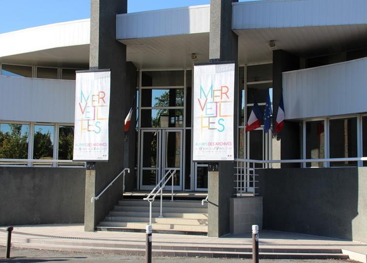 Partez à La Découverte Des Archives Et De Leurs Mystères... à Gueret