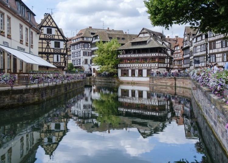 Participez à Un Rallye-visite à Strasbourg