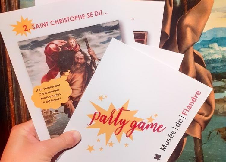 Party Game / Parcours Ludique En Autonomie Pour Tous à Partir De 13 Ans à Cassel