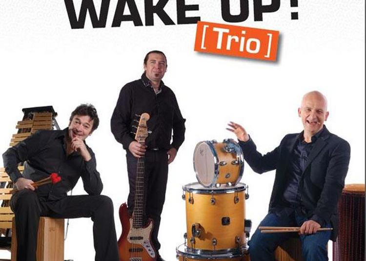 Pascal Bihannic Trio -  Wake Up à Paris 2ème
