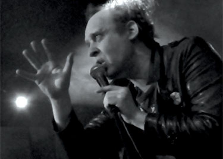 Pascal GRUFFAZ - spectacle musical à Mercuer
