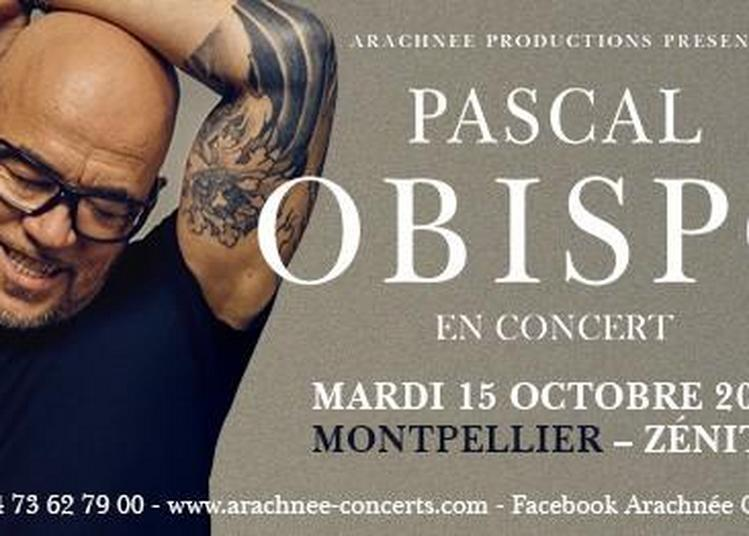 Pascal Obispo à Montpellier