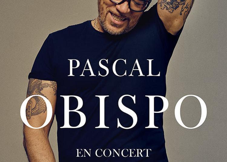 Pascal Obispo à Saint Amand les Eaux