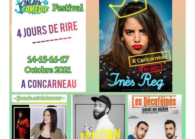 Concarn'Fait Sa Comedie - Pass 3 Jours à Concarneau