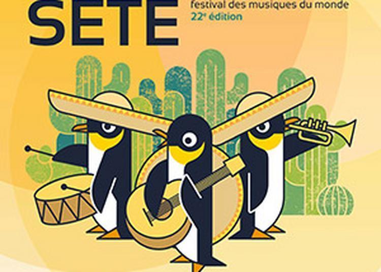 PASS 7 jours - Festival Fiest'a Sète à Sete