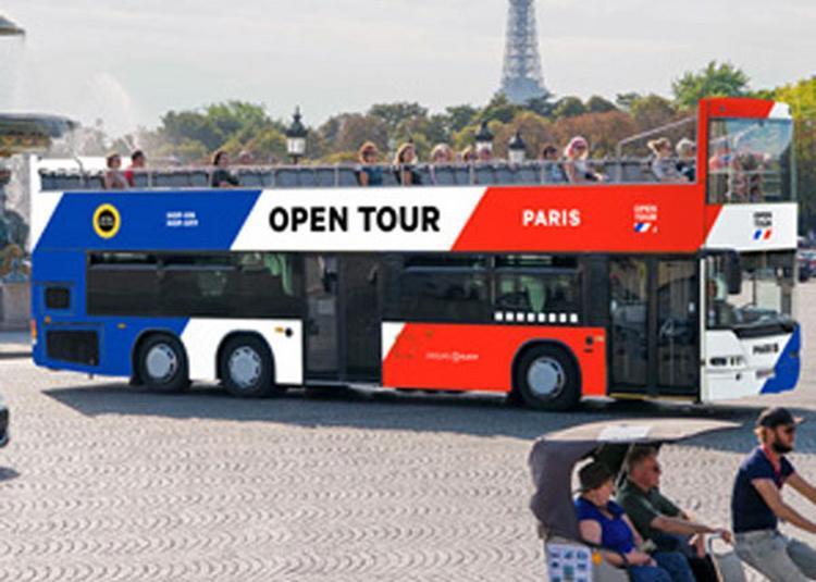 Pass Opentour Et Batobus (pac3) à Paris 9ème