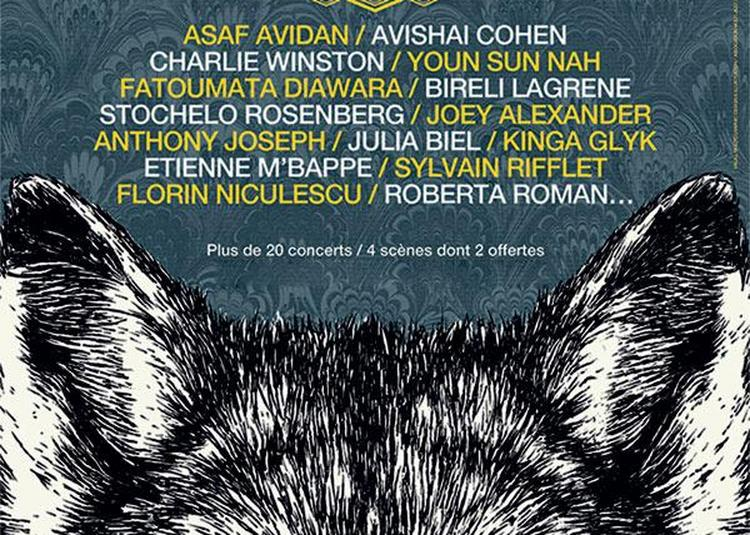 PASS rouge 2 jours - Wolfi Jazz à Wolfisheim