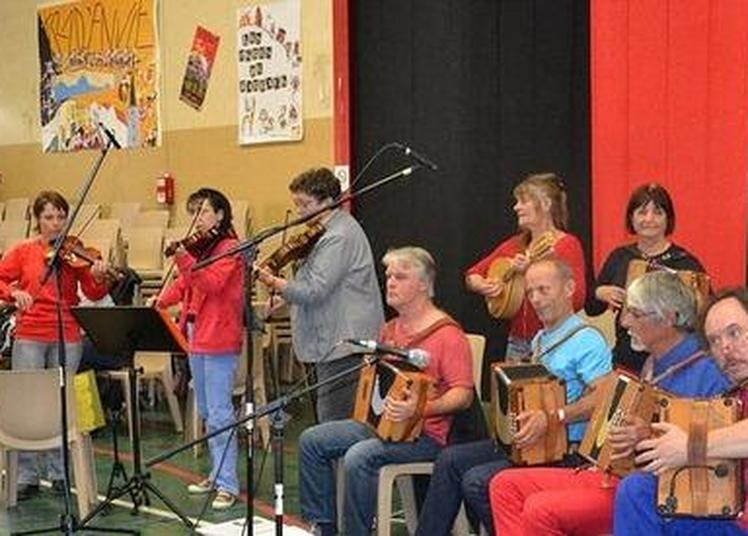 Passa-carrière, Passe-rues Musical à Auch