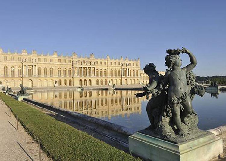 Passeport - Chateau De Versailles