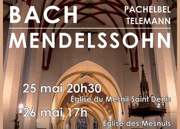 Passions Allemandes à Le Mesnil saint Denis